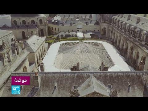 شاهد ديور تختار اسطبلات الخيل في قصر شانتيليي لتقديم تصاميمها