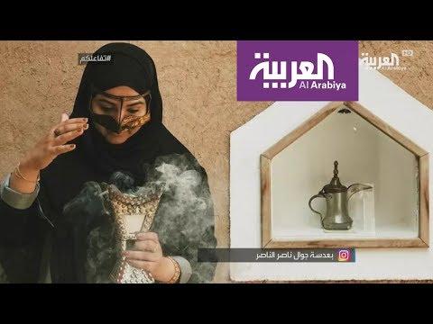 شاهد مصور سعودي يشارك في مهرجان عالمي بصور جواله
