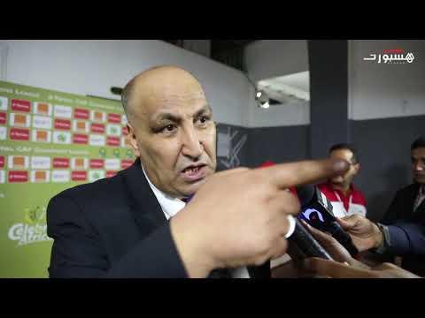 مدرب وفاق سطيف يؤكد ثقته بالتأهل على حساب الوداد