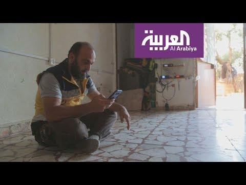 شاهد راصد يُحذِّر المواطنين في إدلب من غارات