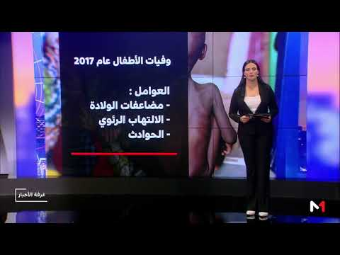 شاهد تقرير أممي جديد بشأن عدد وفيات الأطفال