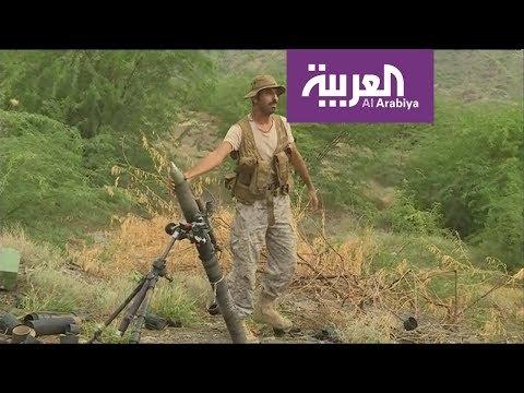 التحالف يدعم الجيش اليمني بصواريخ تاو المضادة للدروع