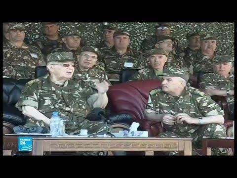 شاهد  تغييرات وتعيينات جديدة في قيادات الجيش الجزائري