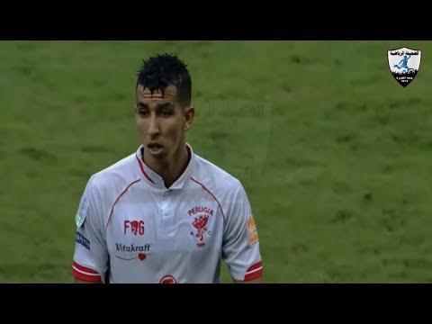 شاهد أداء المغربي جواد الياميق أمام باليرمو