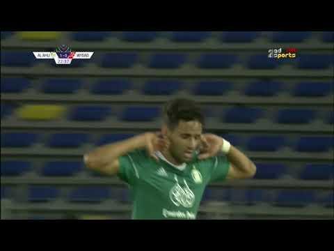 شاهد هدف الأهلي الليبي الأول في مرمى الوداد