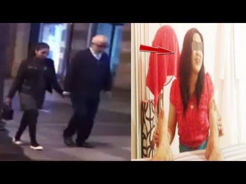 شاهد تفاصيل جديدة بشأن هوية الفتاة التي ظهرت مع الوزير محمد يتيم
