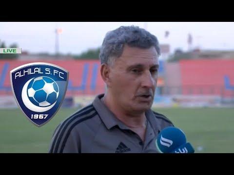 مدرب النفط العراقي يؤكد لاعبو الفريق احتفلوا عندما علموا أنهم سيواجهون الهلال