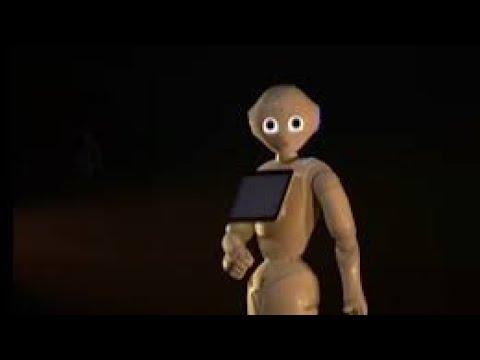 شاهد  البرلمان البريطاني يستدعي الروبوت بيبر للإدلاء بشهادته