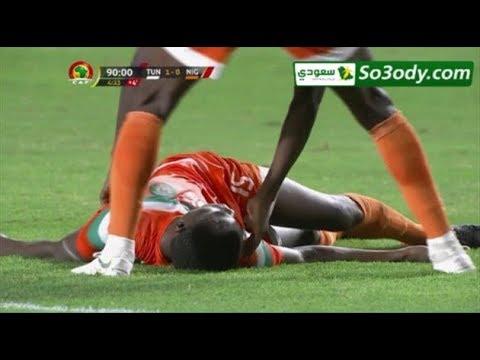 طبيب المنتخب التونسي ينقذ حياة لاعب من النيجر وسط إشادة عارمة