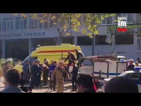 شاهد تفجير عبوة ناسفة في مدينة القرم الروسية