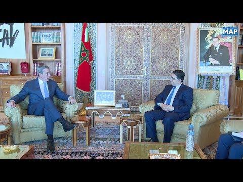شاهد بارلاسور يُؤكّد على أهمية التعاون الاقتصادي بين المملكة والمجموعة