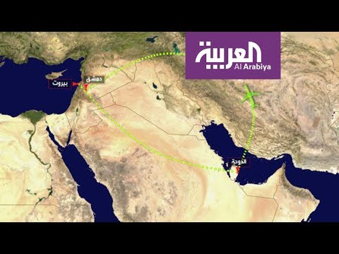 إيران زوّدت حزب الله بأسلحة متطوّرة مرورًا بقطر