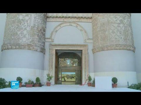 متحف دمشق الوطني يفتح أبوابه مُجددًا بعد سنوات على إغلاقه