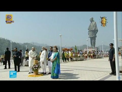 التفاصيل الكاملة لتدشين أطول تمثال في العالم وأسرار صاحبه