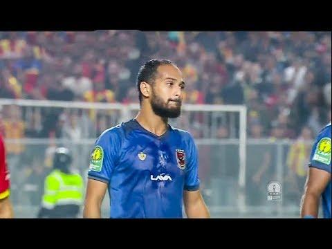 ملخص مباراة الترجي والأهلي الجمعة