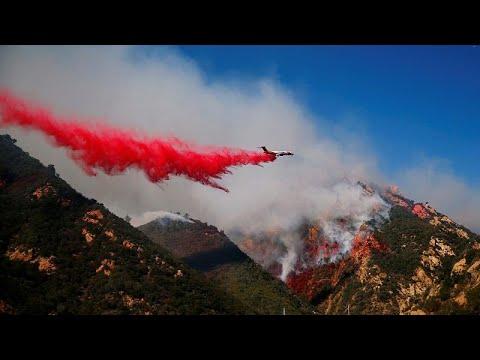 ارتفاع عدد ضحايا حرائق كاليفورنيا إلى 31 شخصًا
