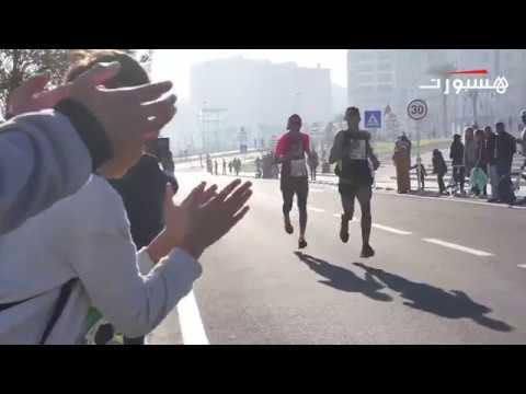 بالفيديو ماراثون طنجة يحقق نجاحًا يفوق التوقعات