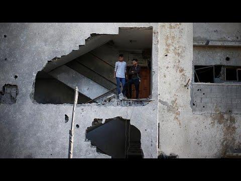اجتماع لمجلس الأمن الدولي لمناقشة تطورات أعمال العنف في غزة