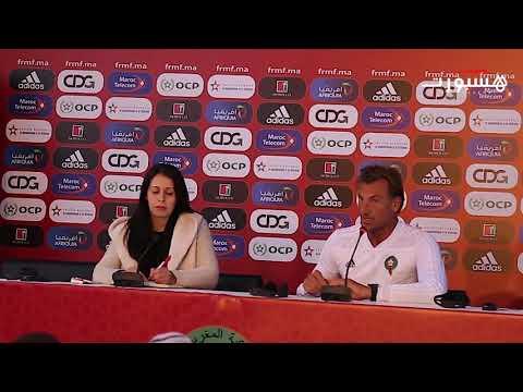 تعليق رونار على عودة بنعطية إلى المنتخب المغربي