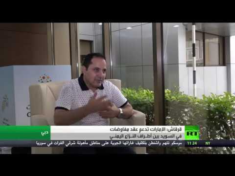 قرقاش يؤكّد دعم الإمارات لعقد مفاوضات في السويد بين أطراف النزاع اليمني