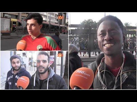 الجماهير المغربية تطالب رونار بالفوز بكأس أفريقيا
