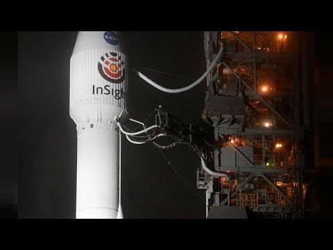 اقتراب أول مسبار آلي لدراسة المريخ في ختام رحلة مدتها ستة أشهر