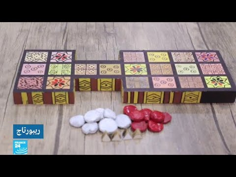 شاهد حرفي عراقي يحيي اللعبة الأكثر شعبية في الشرق الأوسط