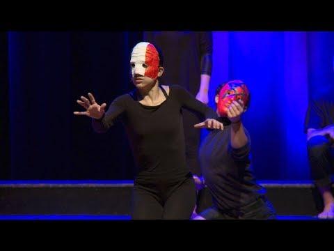 شاهد الدورة الرابعة للمهرجان الدولي للمعاهد المسرحية في الرباط