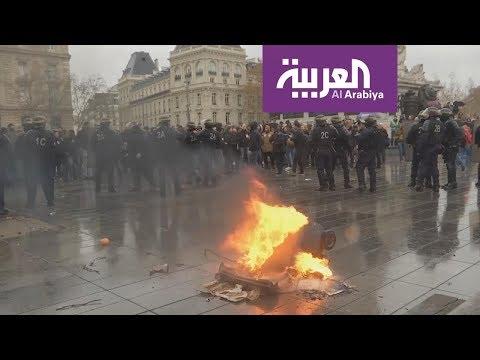 إجراءات غير مسبوقة في سبت باريس الأسود