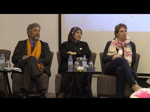 شاهد وزيرة مغربية تعترف بعجز الضمانات القانونية عن مكافحة العنف ضد المرأة