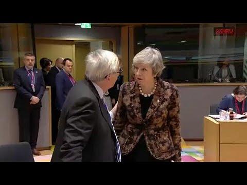 شاهد تفاصيل اليوم الثاني لقمة القادة الأوروبيين في بروكسل