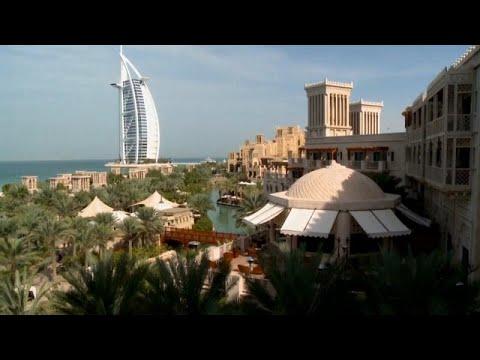 دبي تعيش ظاهرة الاحتباس الحراري