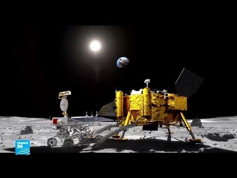 مسبار صيني يهبط بنجاح على الجانب المُظلم من القمر