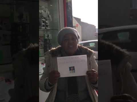 شاهد  كلمات مؤثرة لأم مغربية تسافر لبلجيكا بحثاً عن ابنها