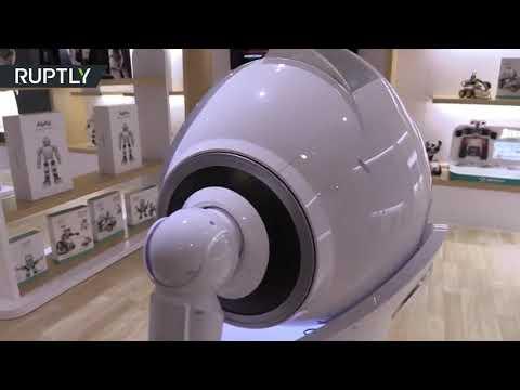 شركة روسية تكشف عن روبوتها المُذهل