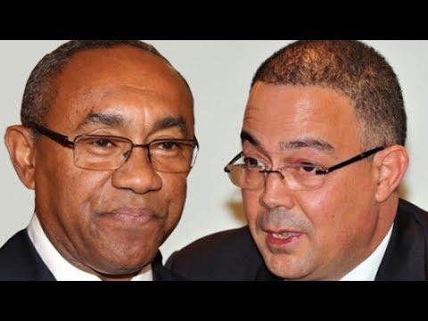 شاهد غضب جماهيري لتقديم المغرب 20مليار سنتيم هدية للكاف