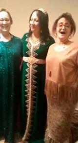 حفلة طلاق لمغربية بالزغاريد والأغاني الشعبية