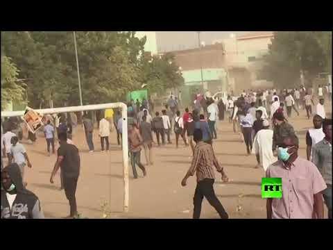 استمرار الاحتجاجات في العاصمة السودانية