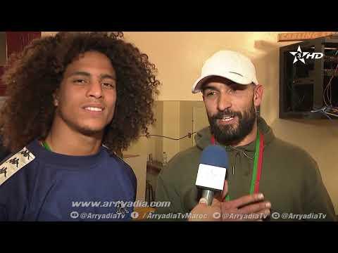 شاهد تتويج المغربي يونس موفق بلقب البطولة الوطنية فردي