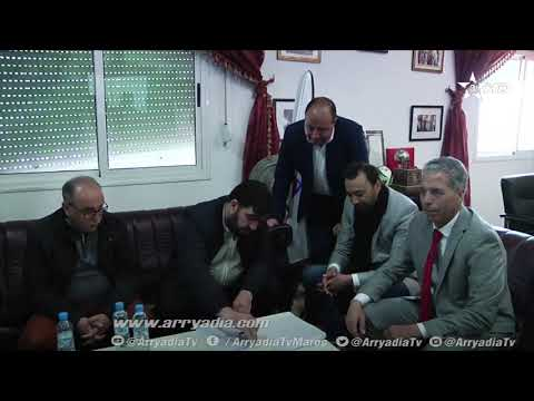شاهد عملية توقيع العقد بين المغرب التطواني والمدرب طارق السكتيوي
