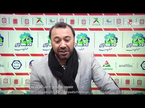 شاهدالسكتيوي يكشف سبب توقيعه عقدًا مع المغرب التطواني