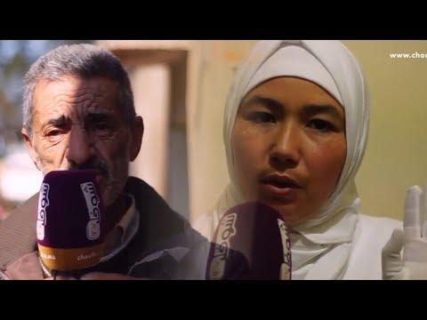 شاهد تعليق أرملة الشاب المقتول في الدار البيضاء