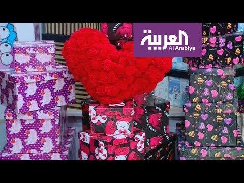 مصر تستورد هدايا حُب بـ 5 ملايين دولار خلال 2019