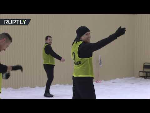 نجم منتخب روسيا السابق يتحدى السجن بـ7 أهداف