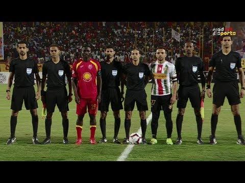 ملخص مباراة المريخ السوداني ومولودية الجزائر