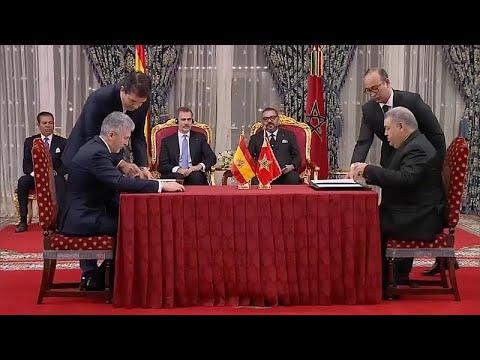 شاهد تعرف على أهم الاتفاقيات الموقعة بين المغرب وإسبانيا