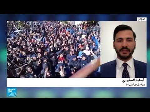 الجيش الجزائري يُحذر بوتفليقة من غضبة الشعب