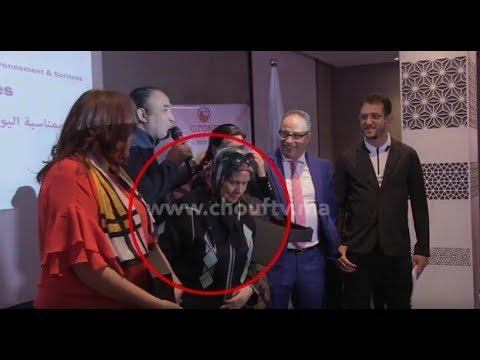 شاهد لقطة تُغضب المغاربة مِن الفنان رشيد الوالي