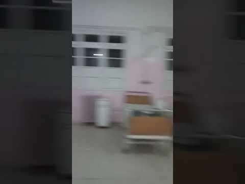 شاهدغياب الطواقم الطبية عن مستشفى محمد الخامس في صفرو المغربية