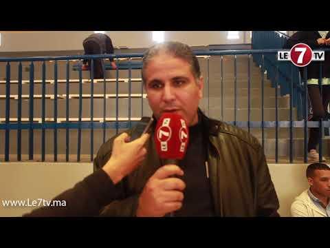 شاهد رئيس جمعية النسيم للكرة الطاولة يؤكد نجاح الدوري المغربي